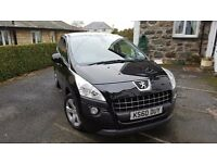 Peugeot 3008 1.6 VTi, full MOT, FSH , v good condition, current lady owner
