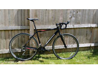 Revolution Cross Cyclocross/Touring/Commuter Bicycle by Edinburgh Cycles (2012 model) 52cm frame