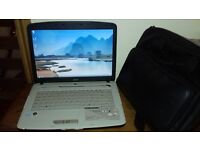 Acer Laptop 15.4 inch screen