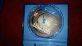 PS4 500gb white console