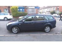 Ford Focus GHIA TD good family car
