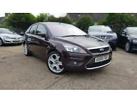 2008 FORD FOCUS TITANIUM 2.0TDCI,FULL HEATED LEATHER,XENON HEADLIGHTS,EXCELLENT COND.