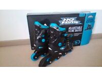 No Fear Adjustable Inline Skates