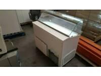 Ice cream fridge and display counter