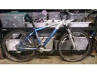 "Trek 4500 16"" small hardtail mountain bike"