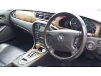Jaguar S-Type XS 3.0 V6 2007 Automatic saloon Petrol Leather Seats FULL S/History ONE OWNER £3899