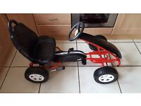 Kettler kettcar pedal go kart great condition!