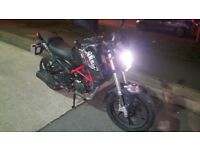 Ksr gsr moto 125cc