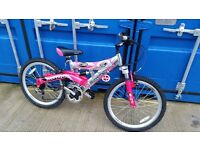 'Silverfox' Ladies mountain bike - good condition / perfect working order