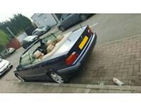 BMW E36 CONVERTIBLE AUTO O.N.O