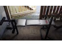 York Fitness 500 Bench.