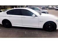 19 inch BMW original F10 alloys black