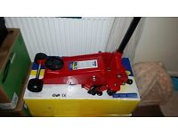 3 Ton Hydraulic Jack Trolley
