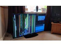SHARP 60 inch 3D LED TV