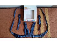 MotherCare Adjustable Walking Reins Harness - hardly used