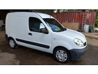 RENAULT KANGOO 1.5 DCI 2007/07 ONLY 83,000 FROM NEW CLEAN SOME AGE RELATED MARKS 12 MONTHS MOT