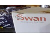 Swan cupcake and popcake maker
