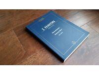 Haydn - Harmoniemesse / Harmony Mass - Full Score