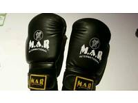 M.A.R karate boxing gloves