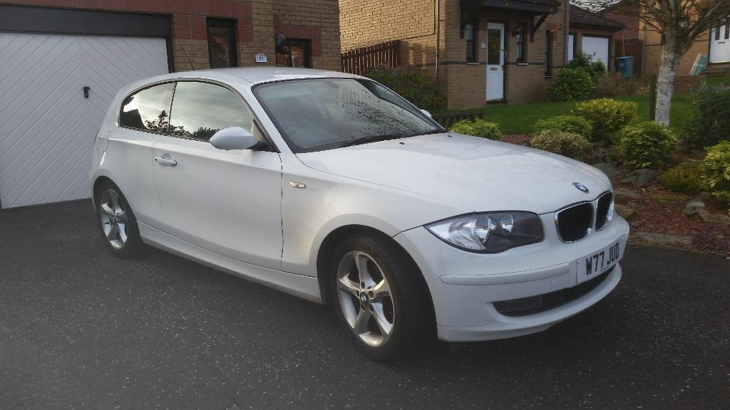 BMW 1 SERIES 116i D SPORT 2009 (59)   in Cumbernauld ...