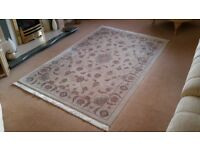 100% Marks and Spenser wool rug