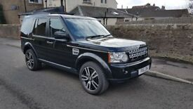 LANDROVER DISCOVERY 4 HSE