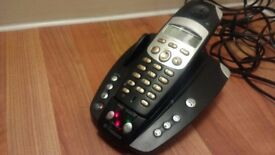 BT cordless phone and answer phone.