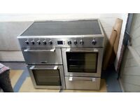 Leisure Double Oven & Grill