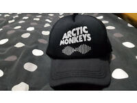 Arctic monkeys adjustable baseball caps