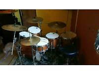 Drummer with feel seeks committed musicians. Reggae dub rock afro funk soul etc