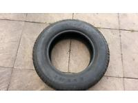 Event Tyre 175 70 R13 82T with lots of tread left hardly used