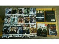 TORCHWOOD collection of books