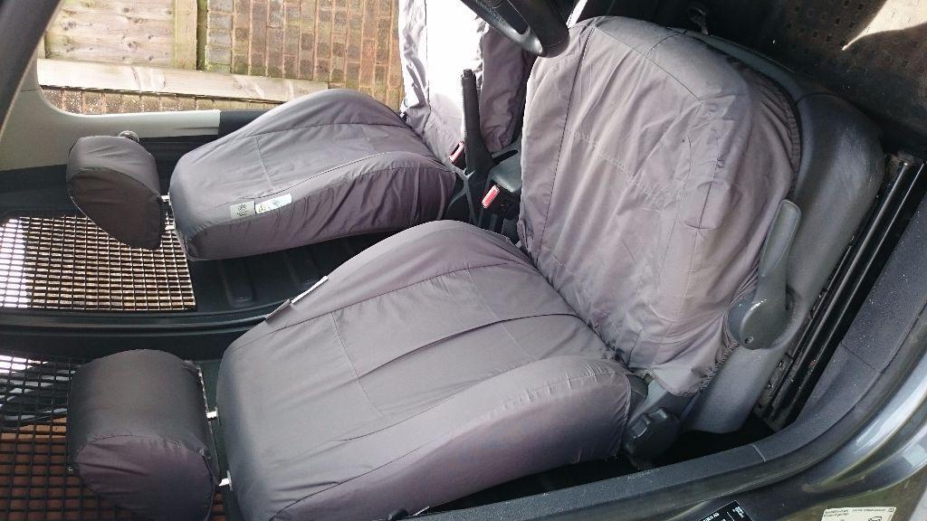 Genuine VW Caddy Waterproof Seat Covers
