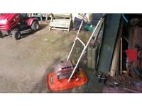 Flymo L38 petrol hover mower