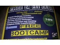 Burnham bootcamp