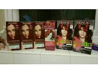 Hair colors for sale