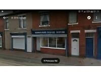 Shop or office to let