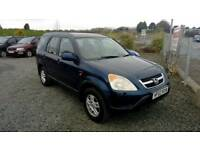 02 Honda Crv Auto 5 DOOR Half Leather Trim 2Keys clean car ( Can be viewed inside Anytime
