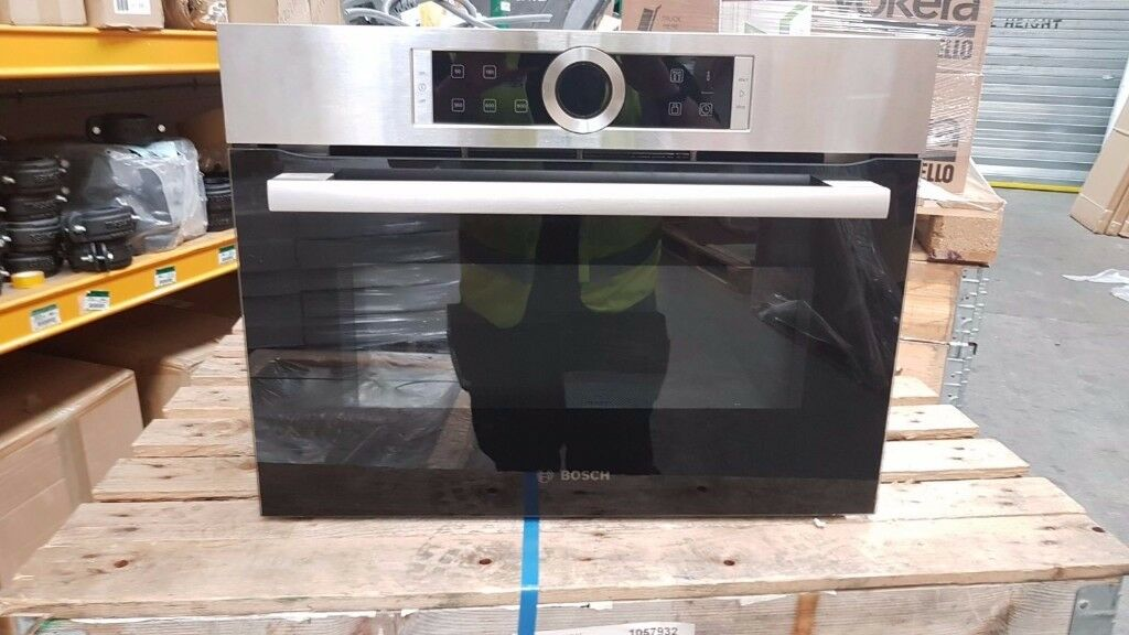 top end oven and microwave combination oven.