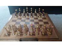 Chess Set - Persian Style