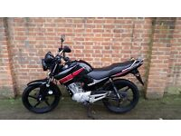 Yamaha YBR 125 2014 Legal learner motorbike 125cc