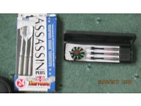 Darts and Cases