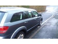 Dodge Journey 2009 Diesel MOT 12 months