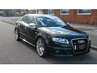 Audi RS4 SALOON 4.2 Quattro 4dr LOW MILEAGE,VERY GOOD VALUE 2006 06