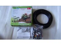 drip irrigation set/brand new