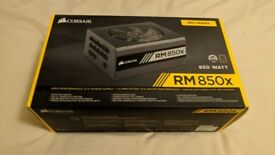 Corsair RMx 850W 80+ Gold Power Supply (PSU)