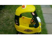 Little Tikes Taxi cozy coupe