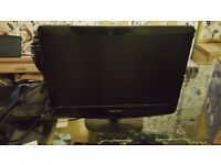 """Samsung SyncMaster 2032MW 20"""" LCD TV good condition"""