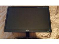 LG 3D Led 23 inch PC Monitor
