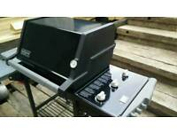 Weber Genesis Gas BBQ E330 with Cover